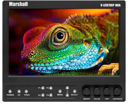 Afbeelding van Marshall odkuk monitor V-LCD70XP-HDA