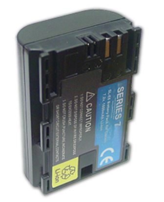 Image de SL-E6 Series 7 Battery Pack for Canon 5D and 7D